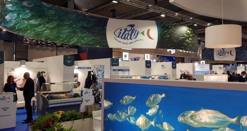 Calendario Pesca 2020.Aquafarm 2020 Parte Da Bruxelles Pordenone Fiere